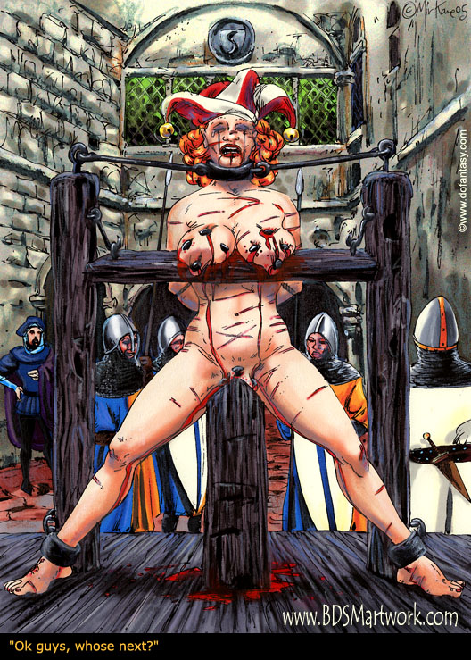 MEDIEVAL PUNISHMENT