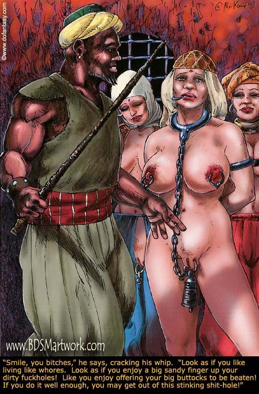 Slave Trade Porn