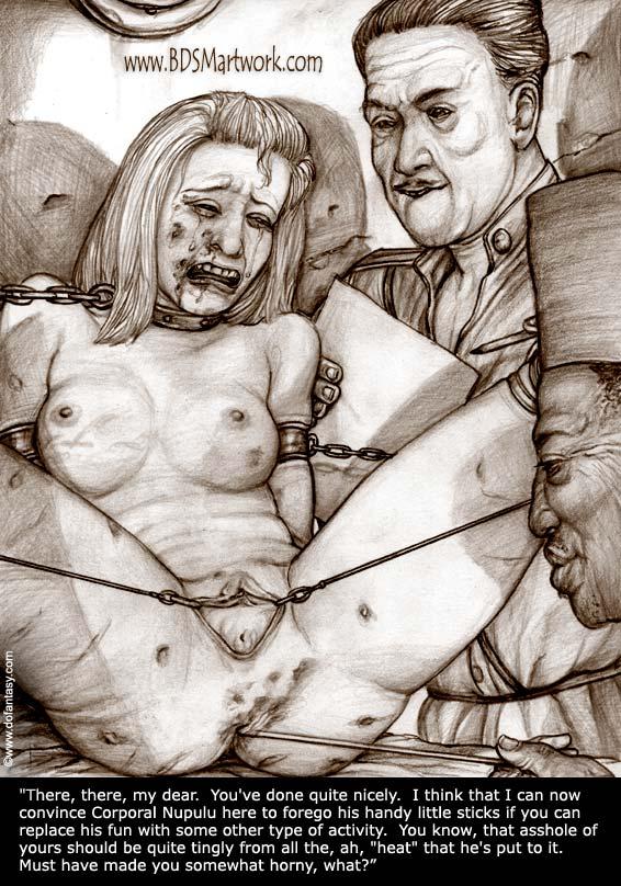 Colonial porn