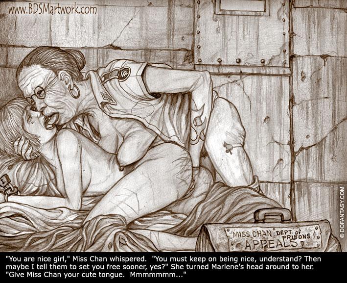 White girls...ooh hines erotic comics horny