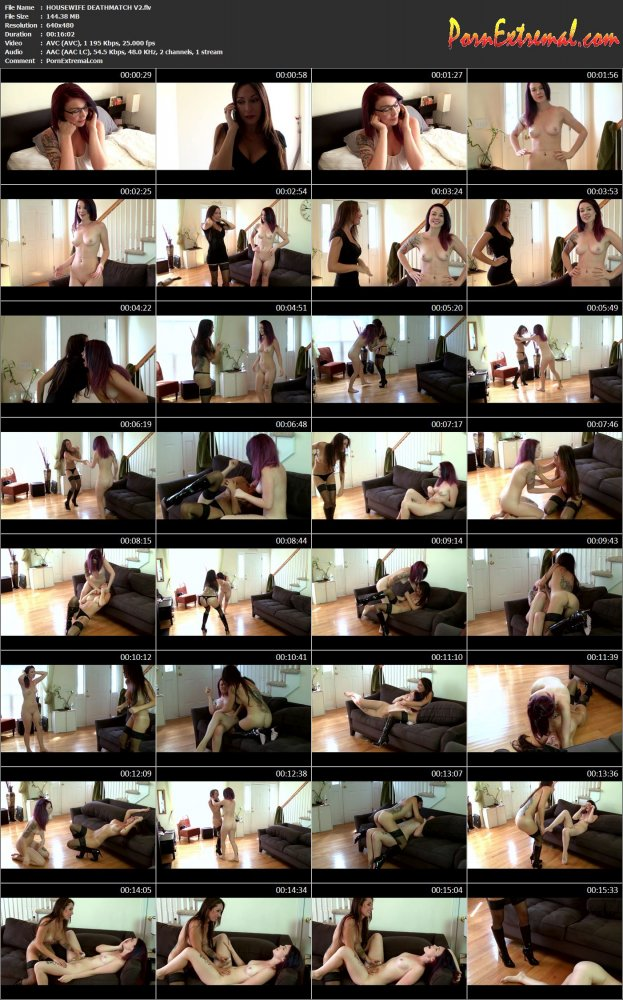Seductive Studio – Fighting – HOUSEWIFE DEATHMATCH V2