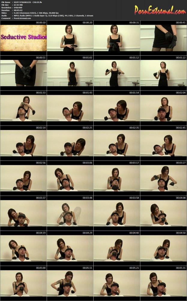 SEXY STRANGLER - CHLOE