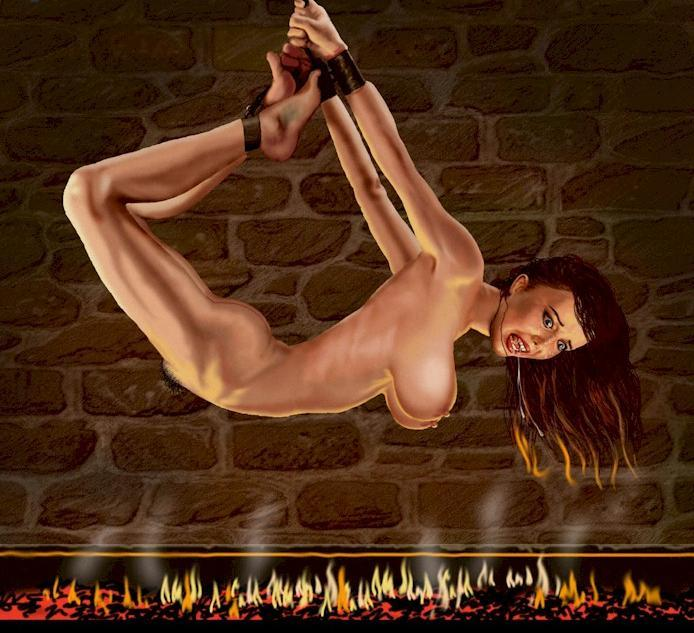female nipple torture