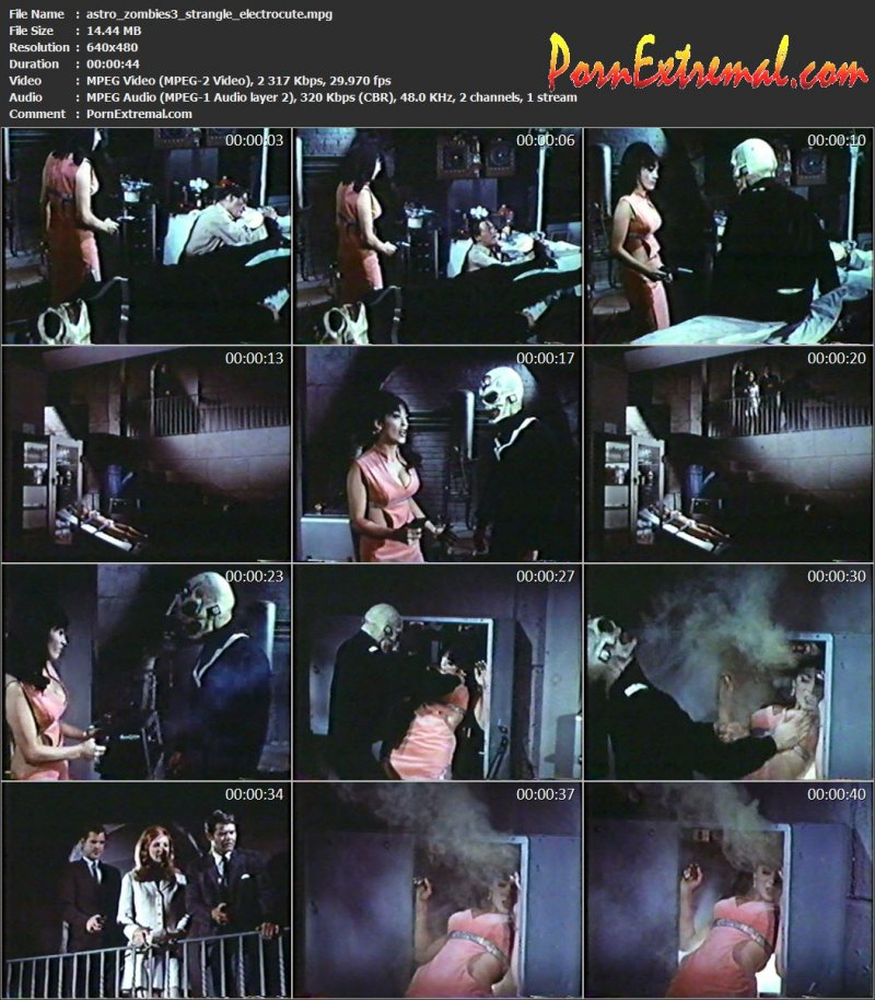 Electrocute from Movies – 22 Clips