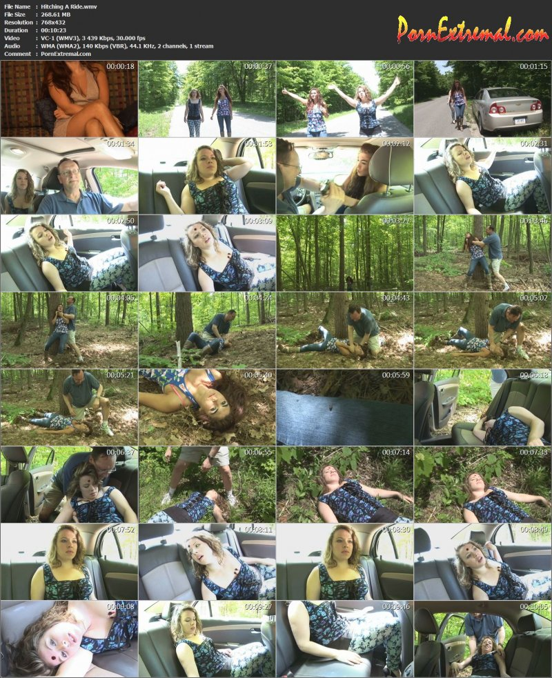 BlueStoneSilkVideos – Hitching A Ride