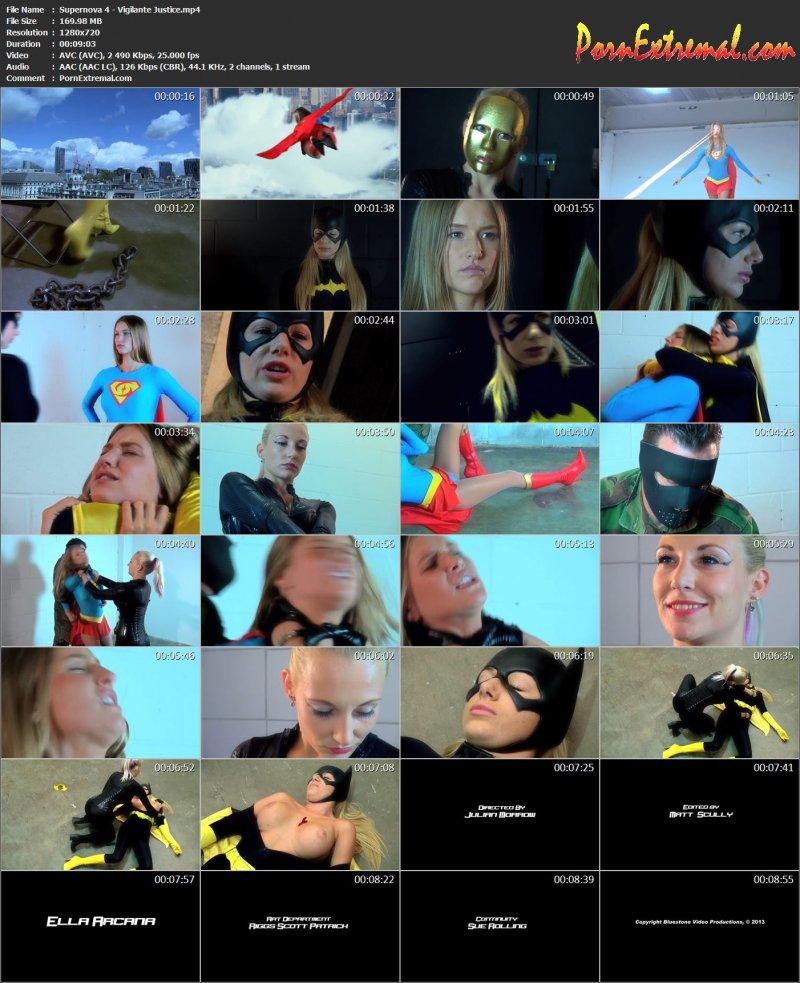 BlueStoneSilkVideos – Supernova 4: Vigilante Justice