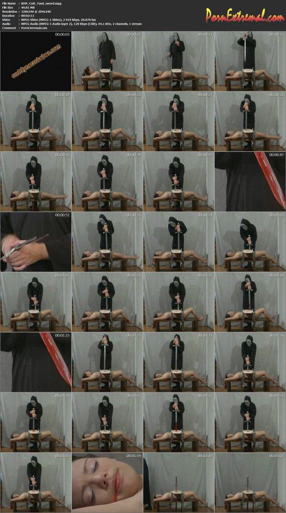 KillHer Productions – KHP CnB Tami sword
