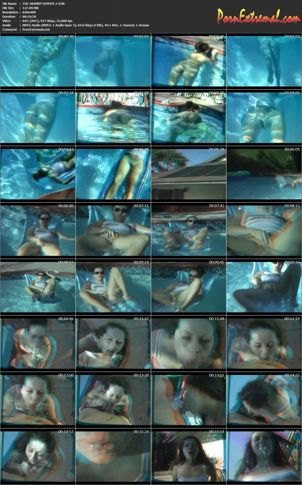 Sleazegroin – THE SKINNY DIPPER 3-D