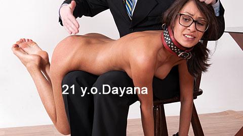 SpankingThem – 21 yo Dayana