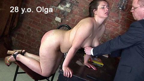 SpankingThem – 28 yo Olga