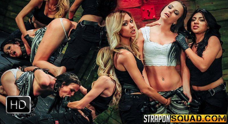 StrapOnSquad [FetishNetwork] – Brooklyn Daniels is Up for Slave Training with Mila Blaze & Lexy Villa