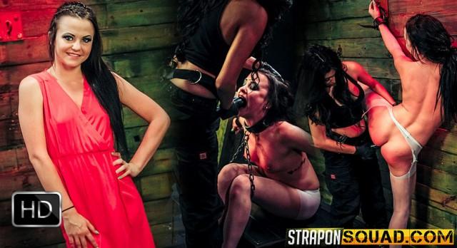Brooklyns Daniels Slave Training Continues with Mila Blaze & Lexy Villa