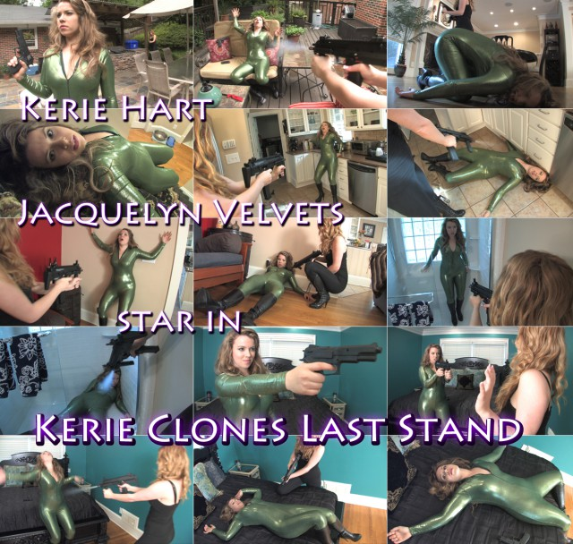 Kerie Clones Last Stand screen