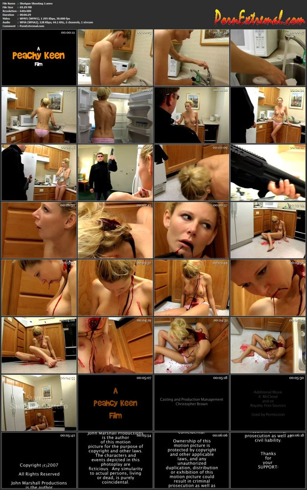 Peachy Keen Films – Shotgun Shooting 1