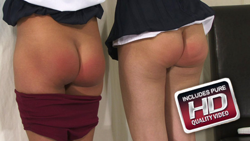 SlutSpanking – CANED AND SLIPPERED PREFECTS