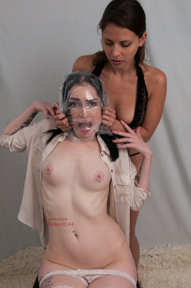Choke Chamber – Cali and amanda