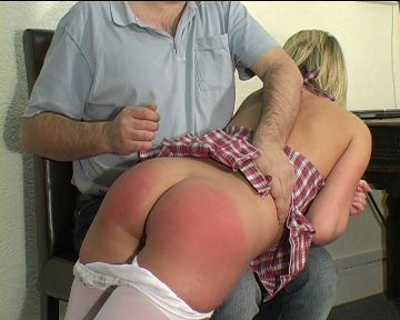 HONEY BUNNY SPANKING