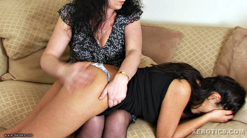 SlutSpanking – The Red Slipper Vol.1