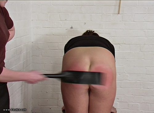 SlutSpanking – Training Session