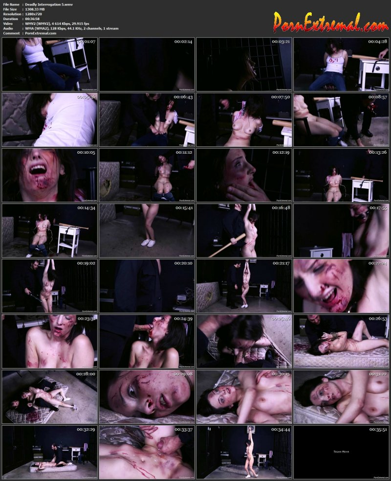Peachy Keen Films – Deadly Interrogation 5