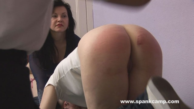 SpankCamp – MESSING ABOUT