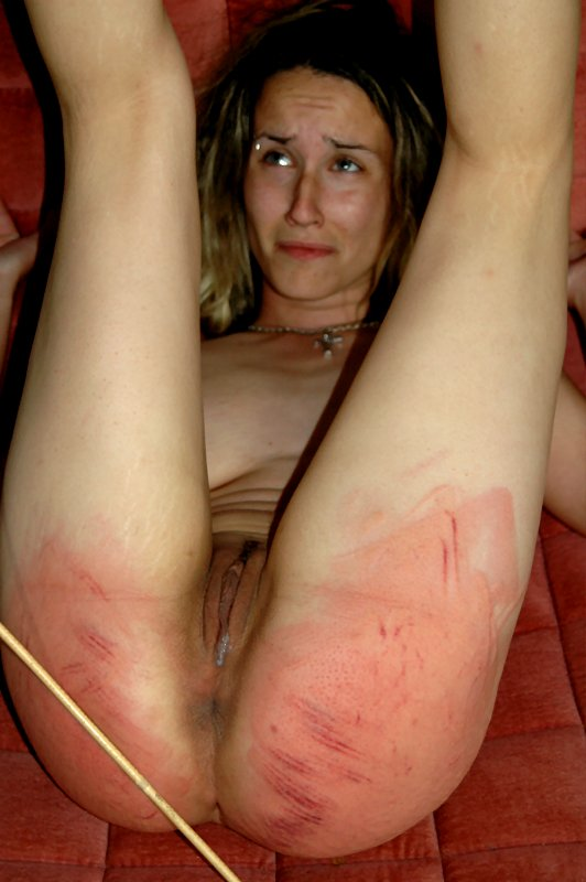 Spanked-Cutie – NO BALL GAMES ALLOWED