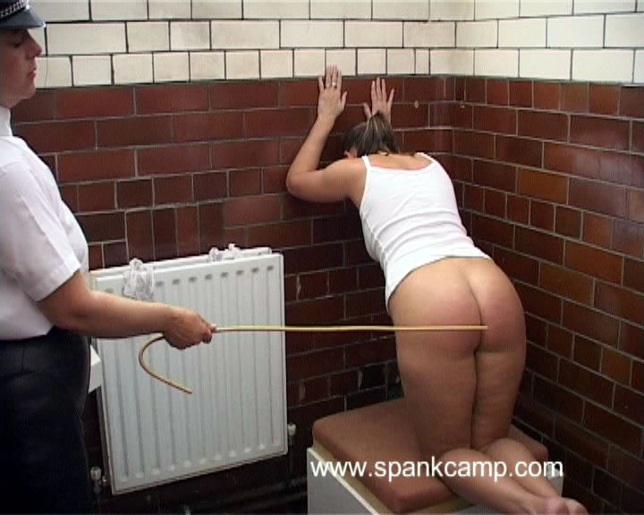 SpankCamp – NO SHARED SHOWERS