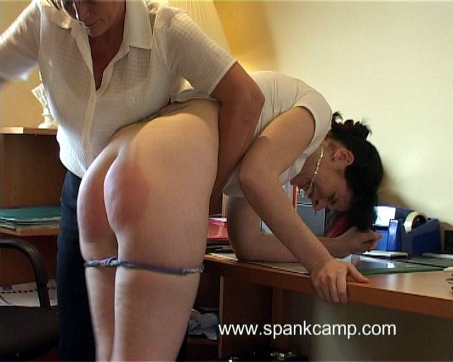 SpankCamp – OUT OF BOUNDS