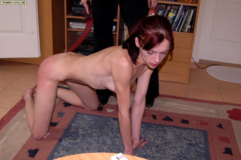 Spanked-Cutie – STRICT RULES