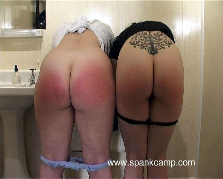 SpankCamp – THE INSPECTION PART 4