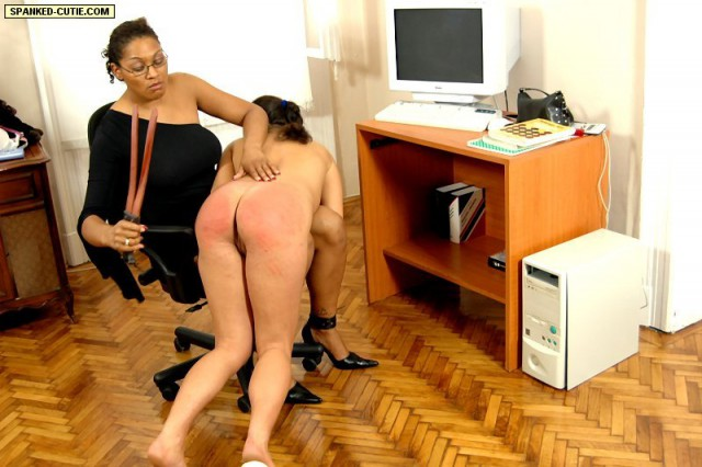 Spanked-Cutie – WRONG DECISION
