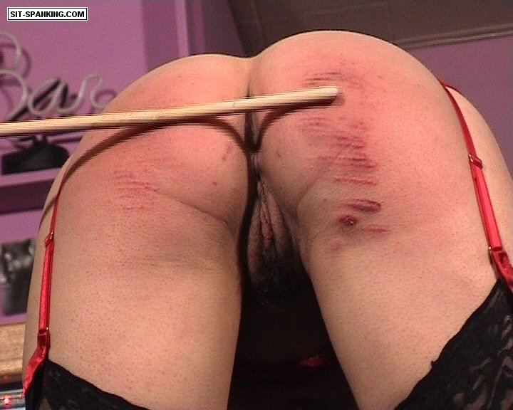 Sit-Spanking – Isn't All Bar Work The Same?