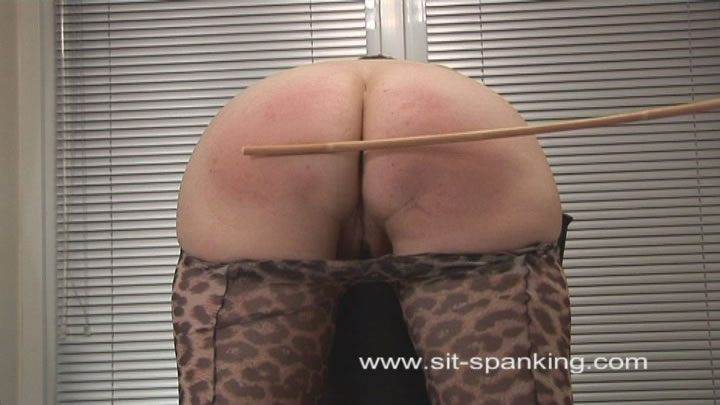 Sit-Spanking – Not Before Time