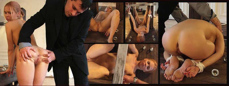 Rough Sex in Russia - Volume 008