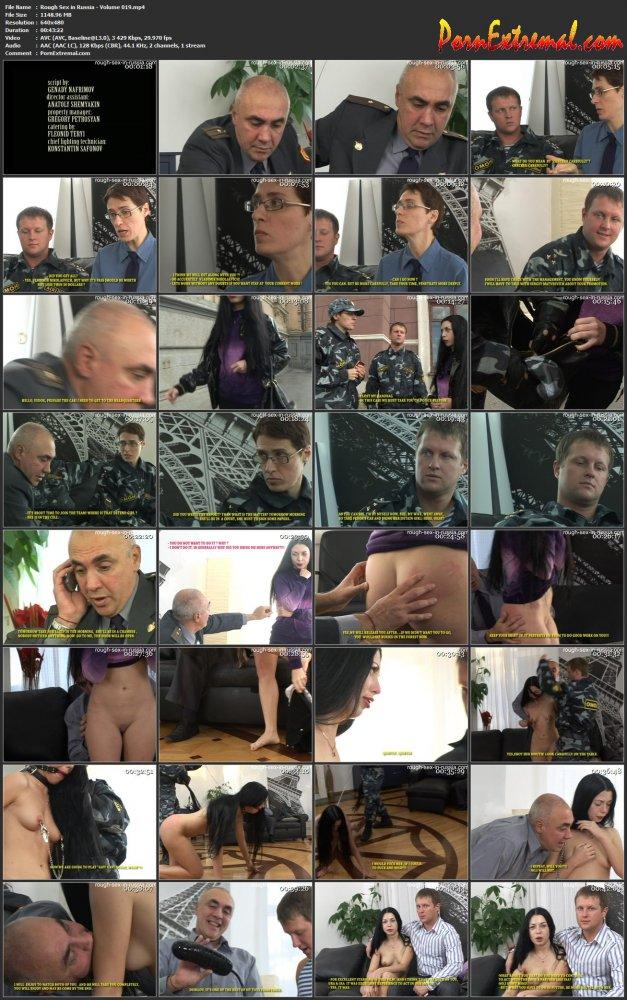 Rough Sex in Russia - Volume 019 screen