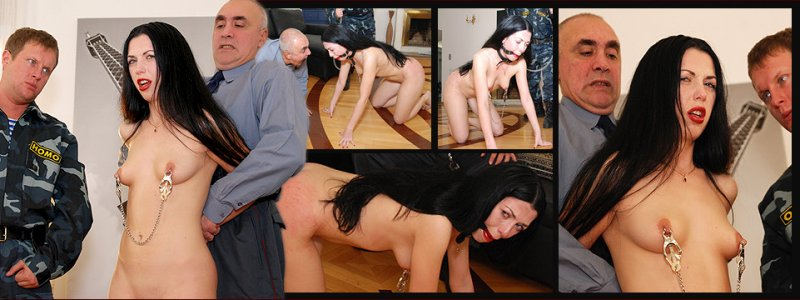 Rough Sex in Russia – Volume 019
