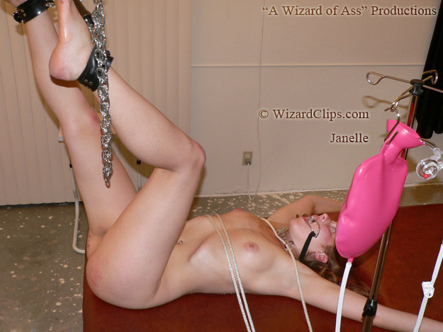 SchoolGirlSexPunishment – Hogtie Enemas, Caning and Hot Wax at Reform School