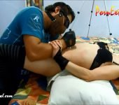 Belly Punching Serie – my navel want it to sink Fantasy of Paula S34V1HD